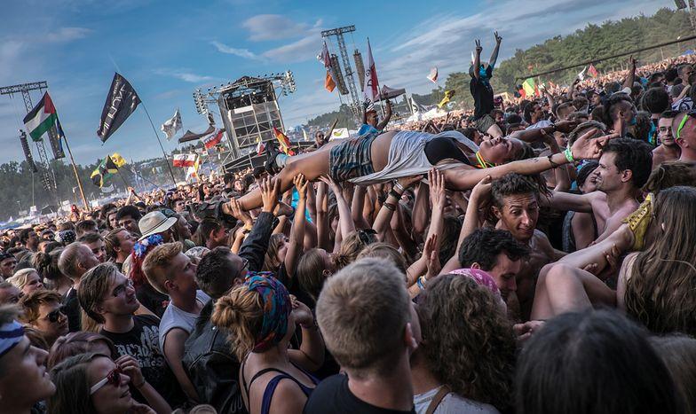 Festiwale muzyczne w Europie. Przystanek Woodstock najtańszym wyborem