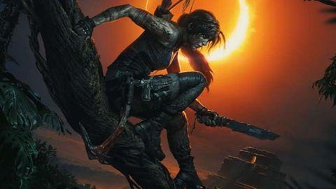 """To za którym razem """"Lara przemieni się w Tomb Raidera""""?"""