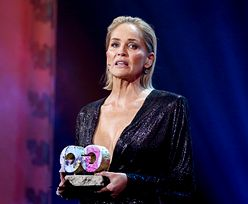 Sharon Stone założyła konto w aplikacji randkowej. Gwiazda doznała szoku