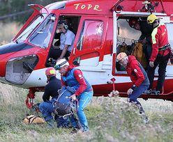 """Jaskinia Wielka Śnieżna. Trwa akcja ratunkowa TOPR. """"Obawiamy się o ich życie"""""""