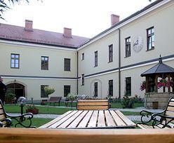 Nowy Sącz. Jezuita zastrzelił się na dziedzińcu klasztoru
