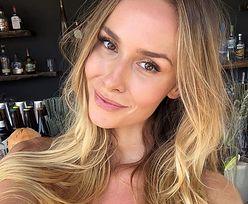 Sabina Kontor urodziła się, by kusić w bikini. Niby w kostiumie, a niewiele zasłania