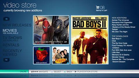 Sony powie w Kolonii coś o Video Store