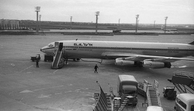 El Al, lot 426 z 23 lipca 1968 r.