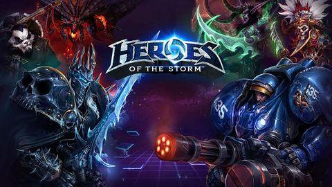 Poznaliśmy w końcu datę premiery Heroes of the Storm