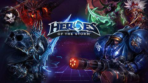 Beta Heroes of the Storm dostępna dla każdego