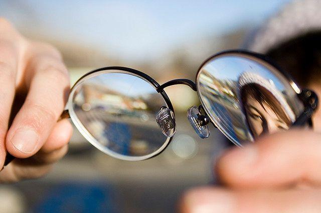 Akceptacja okularów
