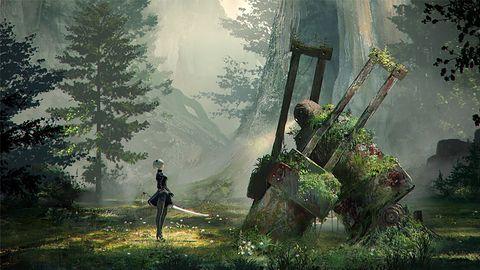 Nie bójcie się, że Nier: Automata powstaje w Platinum Games