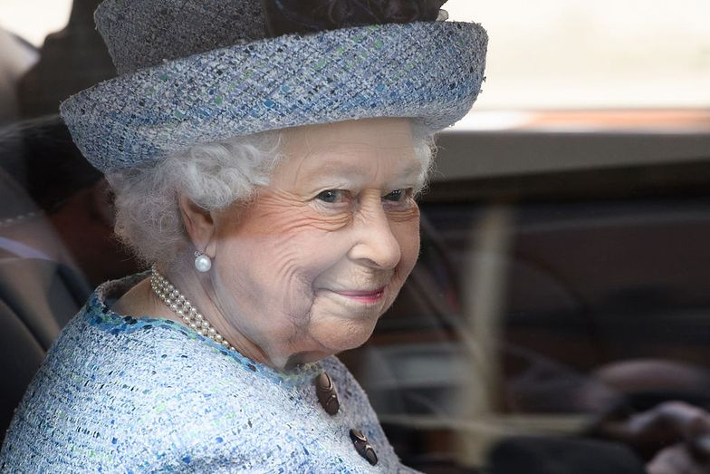 Bez tego drobiazgu Elżbieta II nigdy nie rusza się z domu