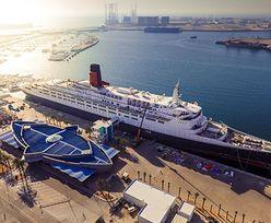 Luksusowy pływający hotel w Dubaju. Byliśmy na pokładzie