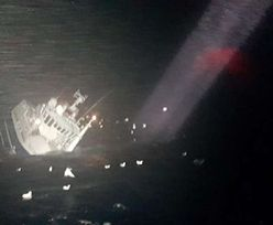 Zatonął statek. Dramat na Morzu Barentsa