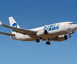 Boeing 737 awaryjnie lądował w Moskwie. Leciał do Berlina
