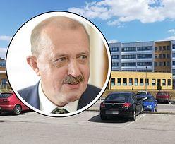 Dyrektor szpitala w Radomsku zabiera pacjentom przychodnię. W zamian dostanie nagrodę