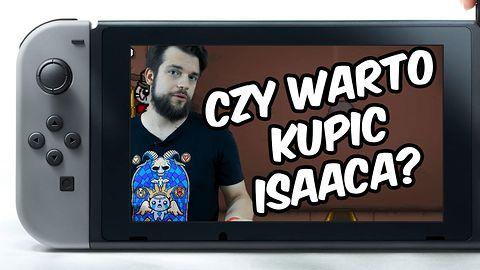 Czy warto kupić Binding of Isaac Afterbirth + na Nintendo Switch? Recenzja Gry