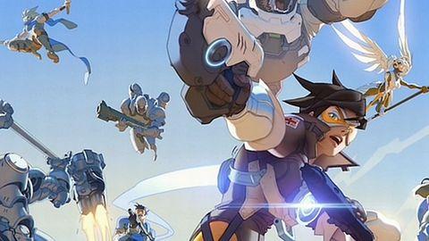 Nowa gra od Blizzarda nazywa się Overwatch i będzie strzelanką