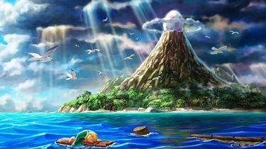 The Legend of Zelda: Link's Awakening - Link po liftingu wygląda świetnie