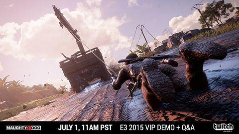 [Aktualizacja] Krótka piłka: premiera pełnej zapowiedzi Uncharted 4 już dziś o 20