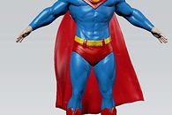 Twórcy Rogue Squadron pracowali kiedyś nad grą o Supermanie. Zobaczcie, jak mogła wyglądać