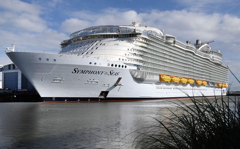 Statek powstawał przez 4 lata we francuskiej stoczni Chantiers de l'Atlantique w Saint Nazair