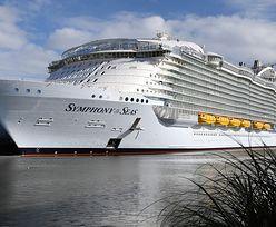 Największy statek pasażerski świata. Wypłynął w dziewiczy rejs