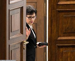 Poseł PO wypił piwo w przerwie obrad Sejmu. Marszałek Elżbieta Witek krytykuje zachowanie polityka