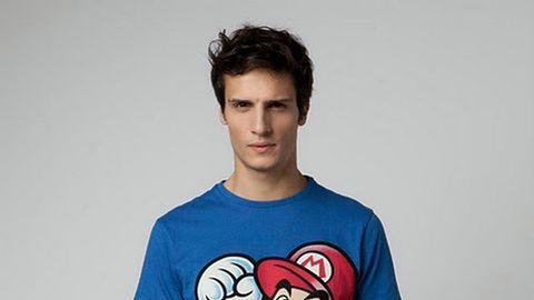 Szafa gracza: koszulki Nintendo w Polsce, czyli Mario na klacie
