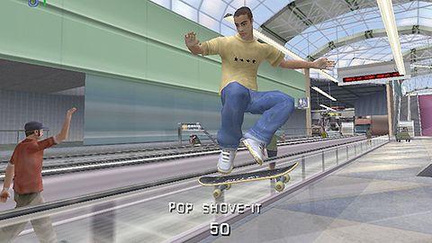 Chcielibyście znów odwiedzić poziomy z Tony Hawk's Pro Skater 3?