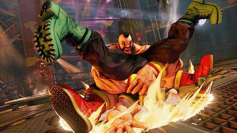 Sprzedaż Street Fighter V poniżej oczekiwań Capcomu