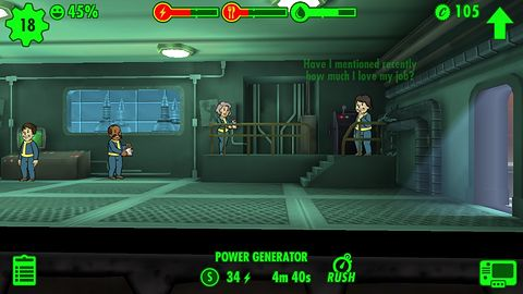 Fallout Shelter - recenzja