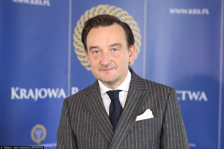 Maciej Mitera (rzecznik Krajowej Rady Sądownictwa) - zdj. arch.