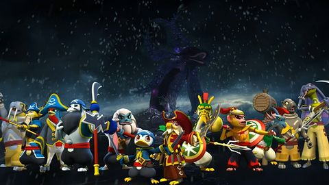 King of Pirates: twórca Mega Mana zapowiada nową grę