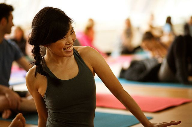 Trening jogi