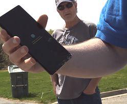 Smartfon przetrwa upadek z 30m, ale wypadnie ci z rąk i po nim. Jest na to wytłumaczenie