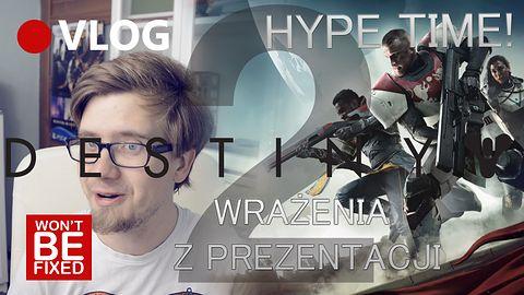 Destiny 2 - Wrażenia z prezentacji gameplay'u - nowości i zmiany - VLOG