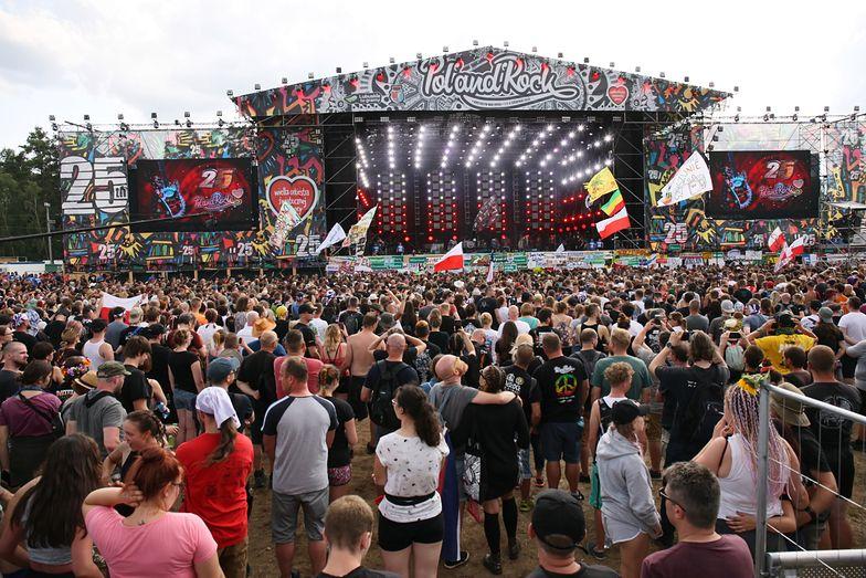 Pol'and'Rock Festival 2019. Wydarzenie w Kostrzynie nad Odrą oficjalnie rozpoczęto w czwartek