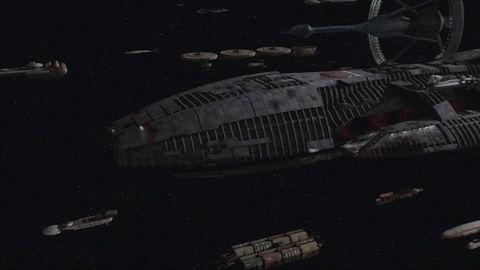 Powstanie Battlestar Galactica MMO