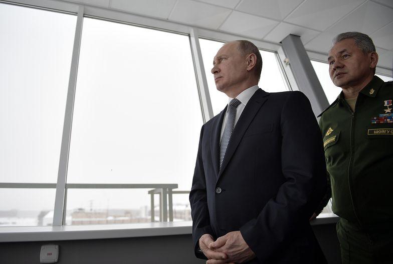 """Putin podjął decyzję. """"Wzmacniamy nuklearny potencjał Rosji"""""""