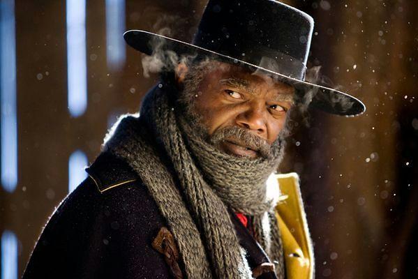 """Samuel L. Jackson w filmie """"Nienawistna ósemka"""""""