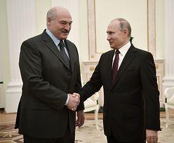 Putin dostał zaskakujący prezent od prezydenta Białorusi