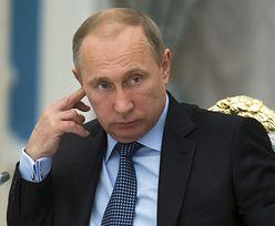 """""""Kreml nie popuści"""". Putin odpowie Zachodowi"""