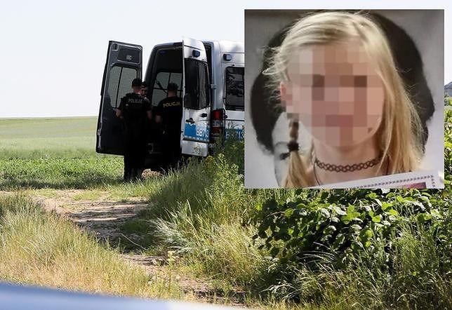 Wstrząsająca relacja kobiety, która znalazła ciało 10-letniej Kristiny