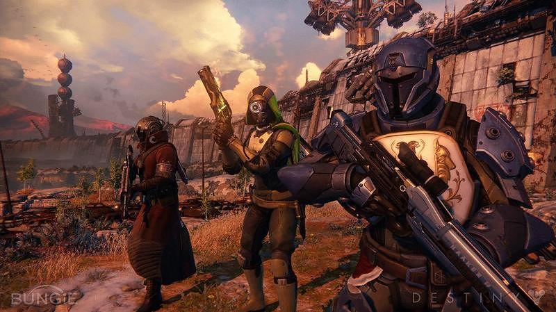 Od premiery minął miesiąc, a w Destiny gra codziennie 3,2 miliona osób