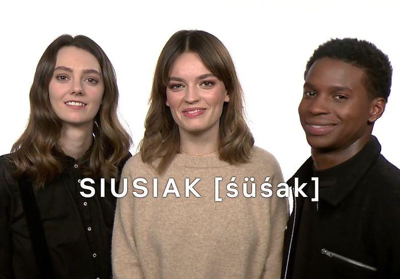 """Aktorzy """"Sex Education"""" mówią po polsku o seksie. Zobacz, jak im idzie"""