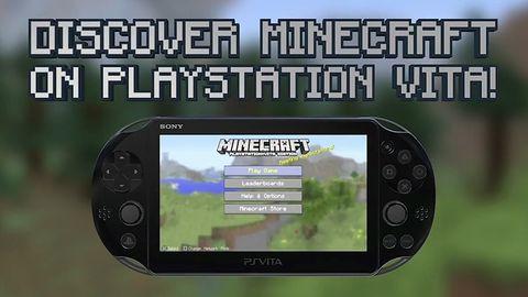 Minecraft jest wszędzie. Będzie też na PS Vita