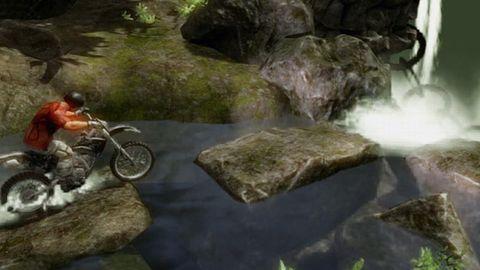 Zabawy na świeżym powietrzu w Trials Evolution