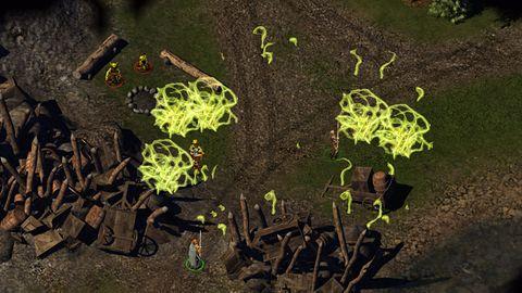 Zbieranie drużyny przed wyruszeniem w drogę potrwa nieco dłużej - Baldur's Gate: Enhanced Edition przesunięta