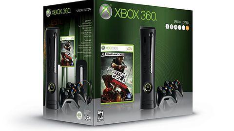 Xbox 360 w zestawie ze Splinter Cell: Convicition