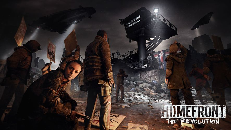 "Deep Silver: ""Homefront: The Revolution nie podzieli losu Prey 2"""