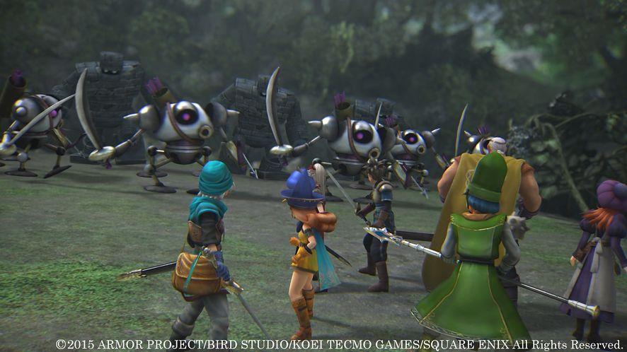 Dragon Quest Heroes zagości także na PC