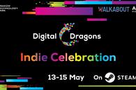 50 gier do poznania w ramach Digital Dragons Indie Celebration